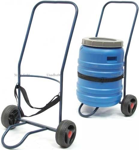Тачка для перевозки воды