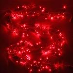 Гирлянда электрическая LED 200 Фейерверк, красный с удлинит. (LDF C200-R-E)