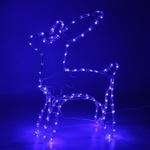 Серпантин Фигура LED Олень (63см * 50 см) белый