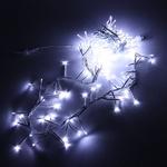 Гирлянда электрическая LED 200 Фейерверк , белый с удлинит. LDF C200-W-E