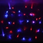 Серпантин Гирлянда электрическая LED Нить 100, RG/RB 9.5м, пр/пр, эконом