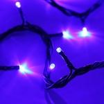 Серпантин Гирлянда электрическая LED 300 внешняя (синих), (20 м) 8 режимов