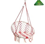 Гамак-кресло подвесное плетеное