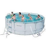Бассейн каркасный Steel Pro Frame  Pool Set 427х122 см Bestway (56263)