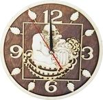Часы для бани «Мужик»