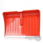 Лопата снегоуборочная  без черенка (красная) 745022