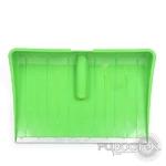 Лопата снегоуборочная  без черенка (зеленая) 745025
