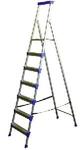 Лестница стремянка  1,5 м, 7 ступеней Ника