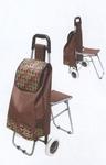 Сумка-тележка со стульчиком ST-836