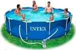 Бассейн каркасный Metal Frame 366*98 (28218) INTEX (54424)