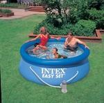 Бассейн надувной Easy Set 244*76 (28112) INTEX (56972)