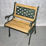 Кресло садово-парковое *Женева*