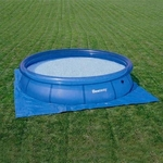 Ковер для круглых бассейнов 274*274 58000  Bestway
