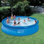 Бассейн надувной Easy Set 457х91 (28160) INTEX (56410)