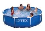 Бассейн каркасный Metal Frame 305 *76  (28202) INTEX !