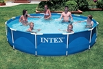 Бассейн каркасный Metal Frame 366*76 (28210)  INTEX