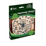 Термометр «Листья» 14 х 14 см